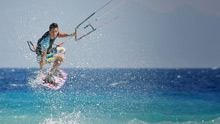 Dodecanese Islands kitesurfing
