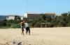 Learn to kite in kite sararis