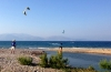 kite in secret spots in Greece