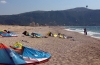 Sandy beaches , flat spots , downwinds  , kite with us in Greece