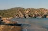 Gyali island kite flat