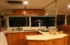 Nautitech 47 catamaran Kitchen Galley