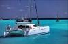Nautitech 47 catamaran Sailing