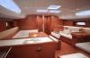 Saloon Oceanis 54 sailing boat