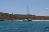 Sailing cruise in greek islands Cyclades