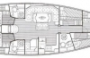 Bavaria 50 Cruiser  blueprint