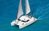 Broadblue 385 catamaran profile