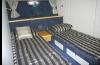 stern cabin Sunseeker Camargue 47