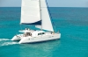 Lagoon 440 sailing in Greek islands