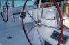 cockpit Oceanis 54 sailing boat