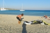 Kitetrip in Cyclades on July 2012