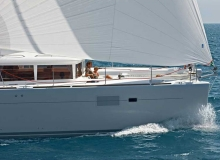 Charter catamaran Lagoon 450 greek