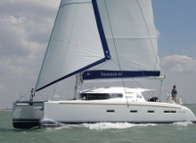 nautitech 44 sailing