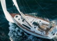 Oceanis 54 sailing boat