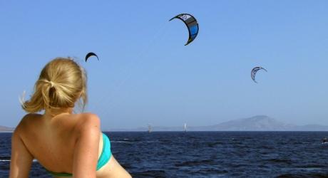Rhodes- Kos kitesuring
