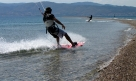 kiteboarding trips / kitesurfing safaris Greece